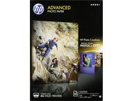HP Advanced Glossy Photo Paper A4, 50 vel, 250g Q8698A