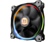 Thermaltake behuizing-ventilator 140mm Riing 14 LED RGB