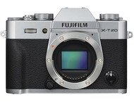 Fujifilm X-T20 Body - Zilver
