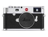 Leica M10 Body - Zilver