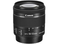 Canon EF-S 18-55mm f/4.0-5.6 STM IS