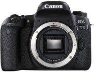 Canon EOS 77D Body - Zwart