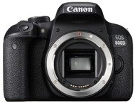 Canon EOS 800D Body - Zwart