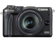 Canon EOS M6 Body + 18-150mm - Zwart