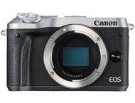 Canon EOS M6 Body - Zilver