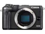 Canon EOS M6 Body - Zwart