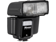 Nissin i40 for micro four thirds