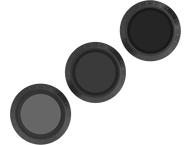 Polar Pro DJI Mavic Filter 3-Pack (CP, ND8, ND16) + hardcase