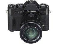 Fujifilm X-T20 Body + 16-50mm - Zwart