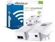 Devolo 9838 dLAN 550+ WiFi Starter Kit (BE)