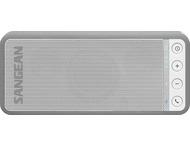 Sangean BTS-101, draagbare LS, aux in, BT, NFC, grijs