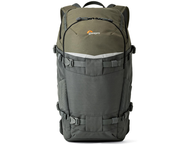 Lowepro Flipside Trek BP 350 AW, grey/green