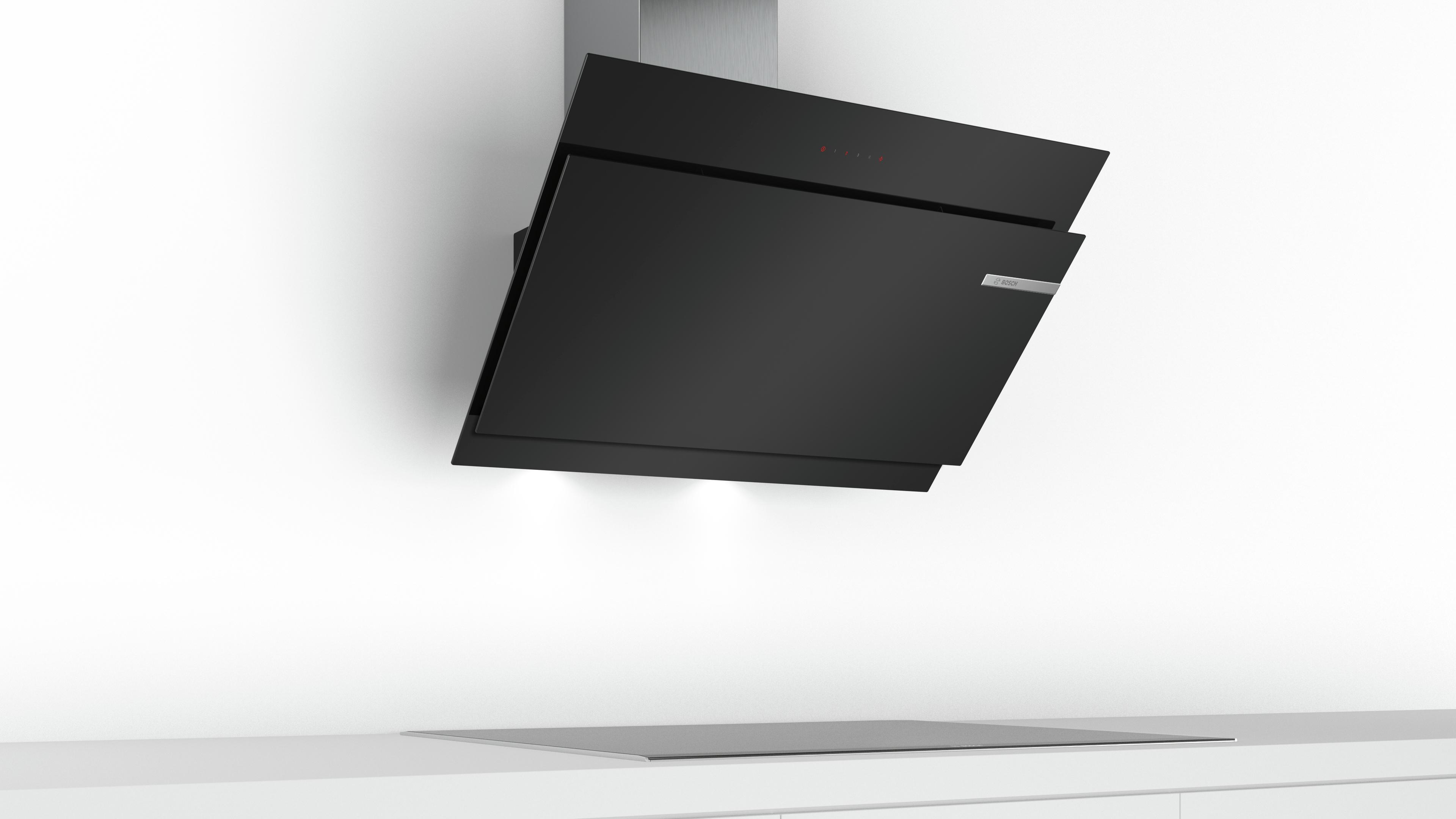 bosch hotte aspirante design dwk97jm60 noir art craft. Black Bedroom Furniture Sets. Home Design Ideas
