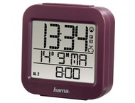 Hama Wekker radiogestuurd RC130 marsala