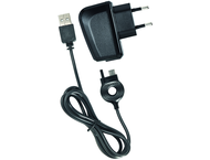 Travel Charger for Emporia Smart, Glam, Pure, Euphoria