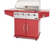 Boretti DaVinci gas outdoor kitchen rood
