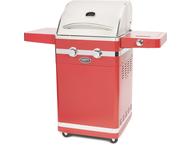 Boretti Bernini gasbarbecue rood