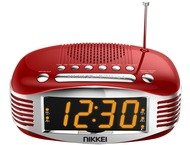 Nikkei Klokradio NR400RD