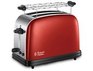 Russell Hobbs Toaster Colours Plus+ Flame Red 23330-56