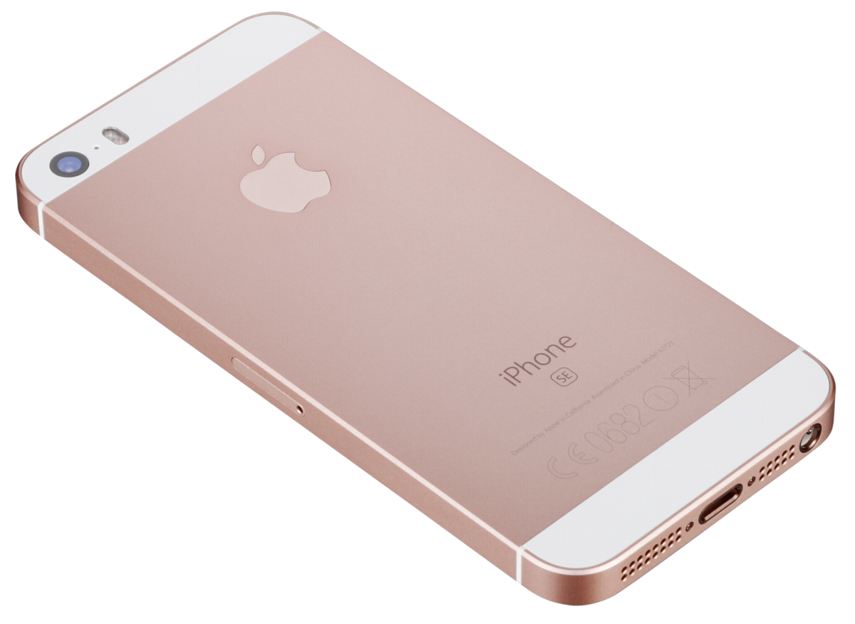 Apple Iphone Se 64gb Rose Gold Art Craft