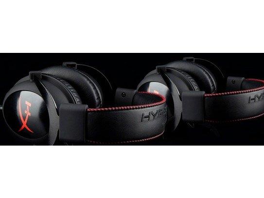 Kingston KHX-H3CL/WR HS HyperX Cloud headset