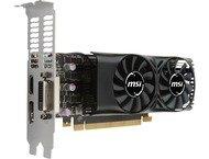 MSI GeForce GTX 1050 Ti LP