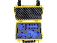 BW Osmo case 3000/Y geel met DJI Osmo X3 / Plus / Zoom