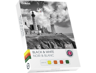 Cokin U400-03 Black  White Kit incl. 4 filters