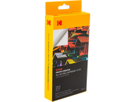 Kodak PMS-20 sticker papier cartridge 54 x 86 mm 20 st.