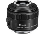Canon EF-S 35mm f/2.8 STM IS Macro