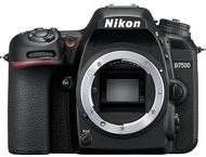 Nikon D7500 Boîtier - Noir