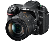 Nikon D7500 Body + 16-80mm - Zwart