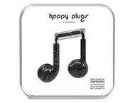 Happy Plugs Hoofdtelefoon Earbud plus black marble