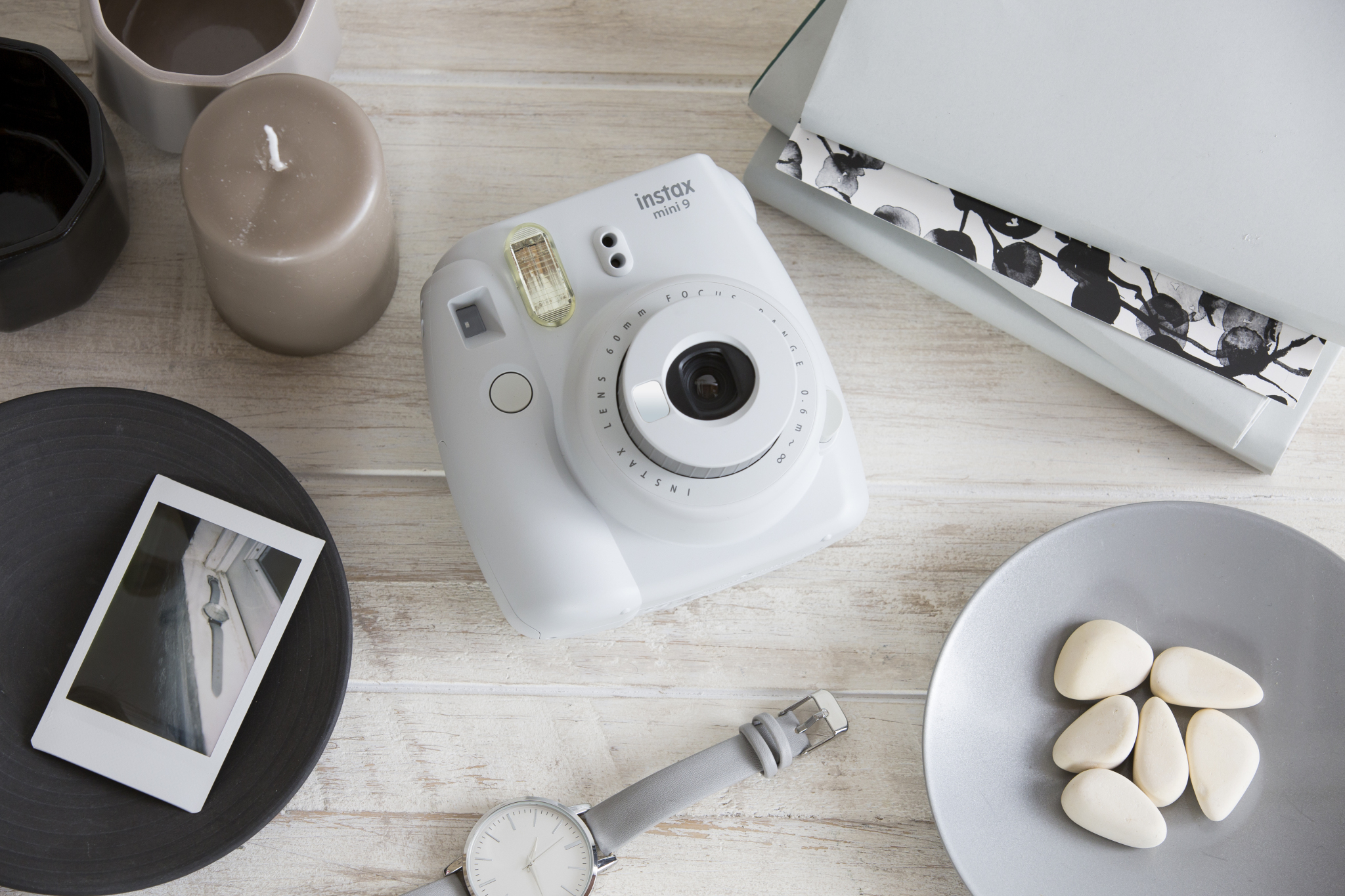Fujifilm instax mini 9 wit art & craft