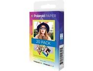 Polaroid Zink papier rainbow 2x3 20 sheets