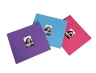 Polaroid Scrapbook 10 pages purple
