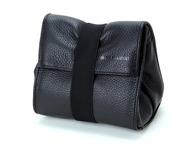 Artisan  Artist ACAM 77 soft leather pouch black