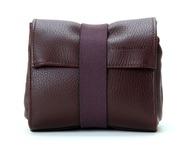 Artisan  Artist ACAM 77 soft leather pouch brown