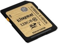 Kingston SDXC UHS-I Ultimate Card 128 GB