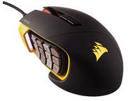 Corsair Gaming Scimitar Pro RGB - Geel