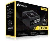 Corsair CX550 550 Watt Power Supply EU Version