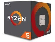 AMD Ryzen 5 1400 Wraith Stealth (Boxed)