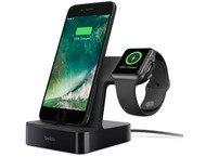 Belkin PowerHouse Charge Dock Apple Watch +Phone Black