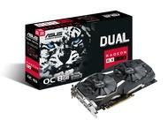 Asus Radeon RX 580 (8GB) Dual