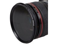 Phottix Variable ND Multi-Coated Filter  52mm