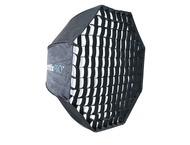 Phottix Easy Up HD Umbrella Octa Softbox with Grid 80 cm inc