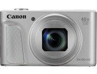 Canon SX730 + Tas + Gorillapod - Zilver