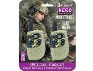 Cobra HM230G walkie talkie Hero Special forces 2-pack, groen