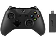 Microsoft Xbox One Controller + Wireless Adapter Windows 10