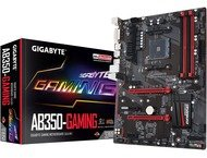 Gigabyte GA-AB350-Gaming (rev. 1.0)